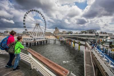 Nieuwe plannen voor Pier in Scheveningen: 'Er moet iets komen dat geld oplevert'