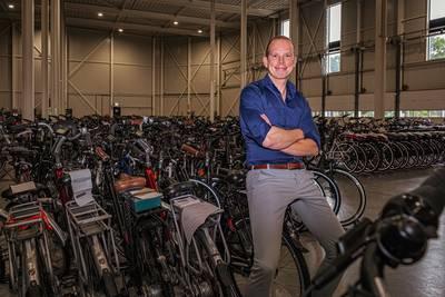 Oprichter Stella: 'Het is stuivertje wisselen met Gazelle wie de meeste e-bikes verkoopt'